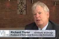 Richard Thaler over economisch gedrag image