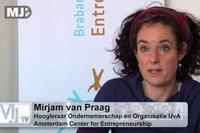 Mirjam van Praag over teams en innovatie image