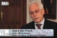 André Van Poeck over de FED en de ECB image