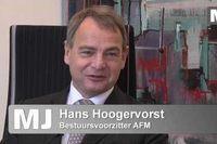Hans Hoogervorst over het toezicht van de AFM image