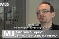 Andrew Shipilov over het voordeel van wisselend personeel image