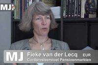 Fieke van der Lecq over trends en pensioenen image