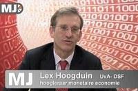 Lex Hoogduin over lessen voor het financieel toezicht image