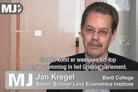 Jan Kregel over een Grieks bankroet image