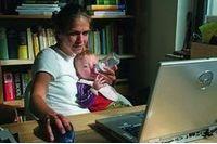 Minder vrouwen aan de top door gezinsvriendelijk beleid image