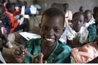 Politieke druk op budget ontwikkelingshulp is gezond image