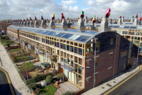 Duurzaamheid door hergebruik leegstaande gebouwen image