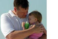 Vaderschapsverlof kan gratis image