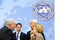 Nederland moet IMF-zetel opgeven image