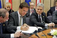 Overdracht van nationale soevereiniteit naar Europa is onontkoombaar image