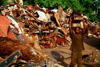 Verplaats duurzame recycling naar Afrika image