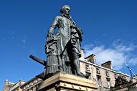 Standbeeld van Adam Smith
