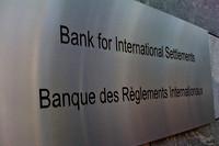 "Plakaat ""Bank for International Settlements"""