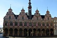 Beurs van Amsterdam, Aalst
