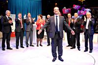 Presidentskandidaat Francois Hollande