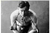 Houdini in gesloten kettingen