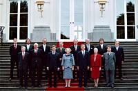 Bordesfoto Kabinet Balkenende I
