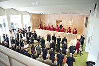 Duits hof in zitting