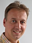 Portret van Peter Zwaneveld