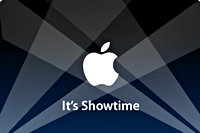 Slideshow Apple presentatie