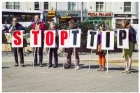 Voor TTIP stem op lijst…… image