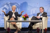 ECB doet aan politiek; Europese Commissie alleen aan bezuinigen image