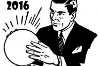 Vanaf 2016 wordt alles anders behalve ikzelf: de zin en onzin van voorspellingen image