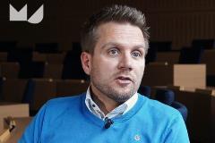 """Dirk Brounen over """"Nooit meer slapend arm"""" image"""
