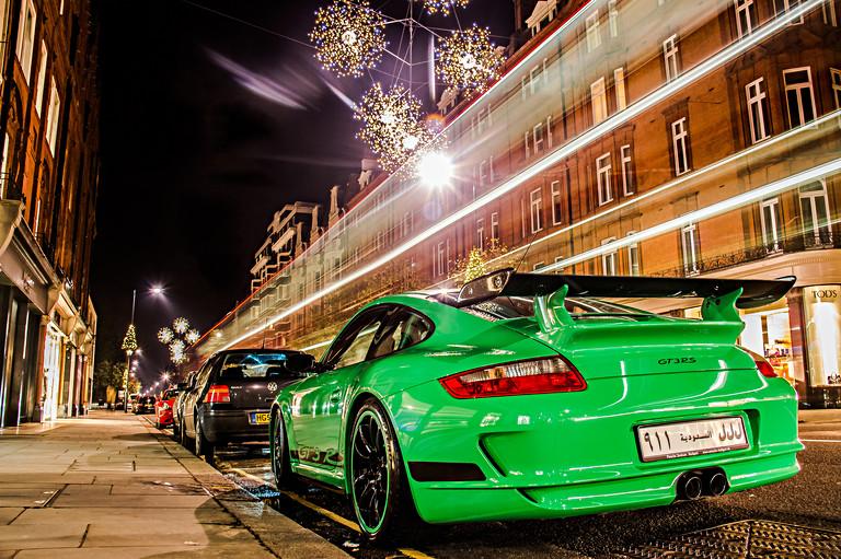 Afbeelding van Porsche auto