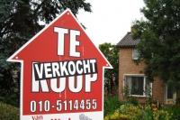 Van overwaardering op huizenmarkt is geen sprake meer image