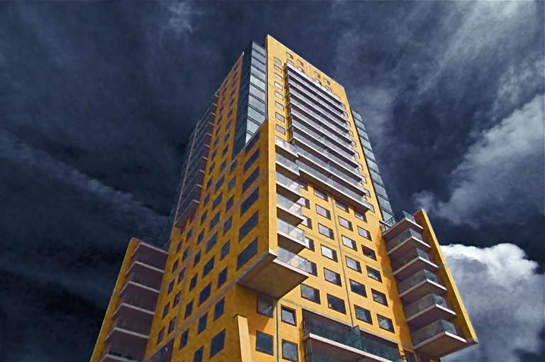 Pharos toren Den Haag