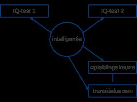 Figuur 3: Schematisch overzicht gebruikte model
