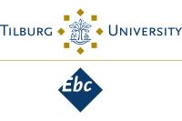 Logo Tilburg University / EBC